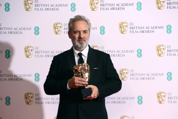 Britain Bafta Film Awards 2020 Awards Room